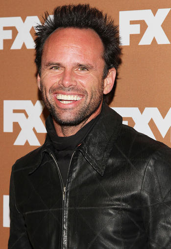 NEW YORK, NY - MARCH 28: Walton Goggins attends the 2013 FX Upfront Bowling Event at Luxe at Lucky Strike Lanes on March 28, 2013 in New York City. (Photo by Rob Kim/FilmMagic)