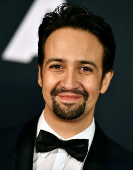 "FILE - In this Nov. 12, 2016 file photo, Lin-Manuel Miranda arrives at the 2016 Governors Awards in Los Angeles. Lionsgate has partnered best-selling author Pat Rothfuss with writer-composer Miranda for an ambitious TV and film adaptation of the fantasy trilogy, ""The Kingkiller Chronicles."" (Photo by Jordan Strauss/Invision/AP, File)"