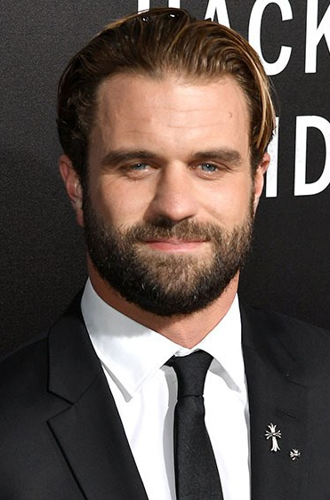 Mandatory Credit: Photo by Rob Latour/REX/Shutterstock (6727169am) Milo Gibson 'Hacksaw Ridge' film premiere, Arrivals, Los Angeles, USA - 24 Oct 2016