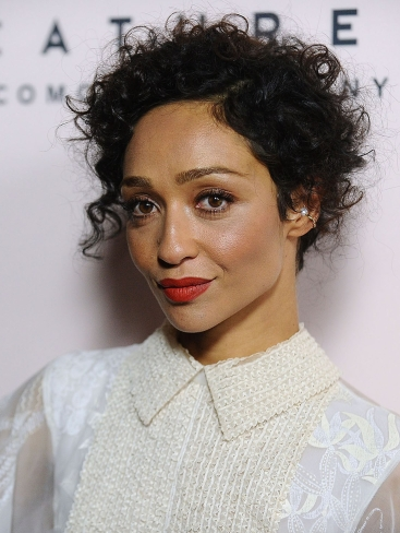 "BEVERLY HILLS, CA - OCTOBER 20: Actress Ruth Negga attends the premiere of ""Loving"" at Samuel Goldwyn Theater on October 20, 2016 in Beverly Hills, California. (Photo by Jason LaVeris/FilmMagic)"