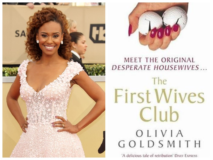 Ryan Michelle Bathe Set As A Lead In First Wives Club Tv Series