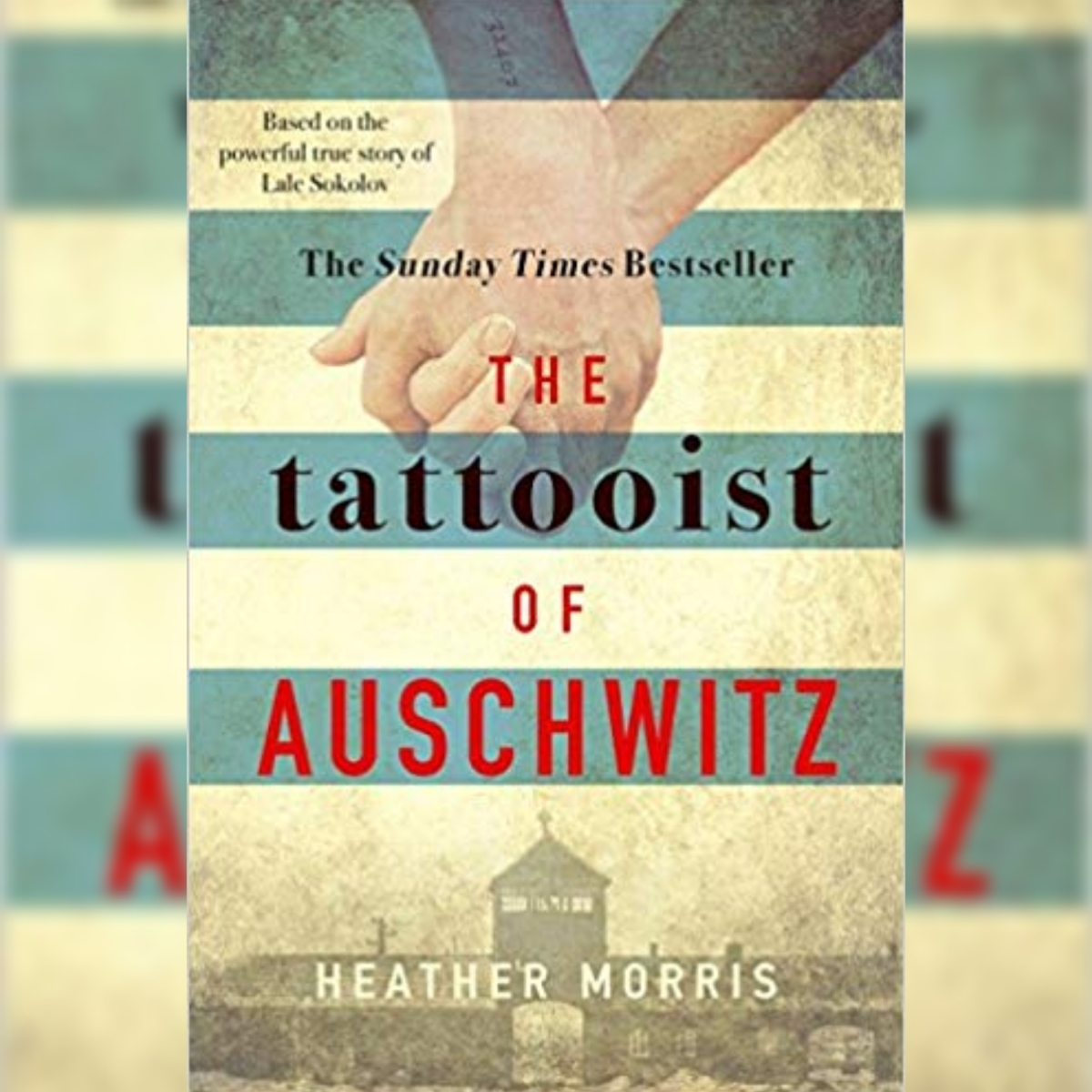 synchronicity films secures rights to the tattooist of auschwitz by heather morris books 2. Black Bedroom Furniture Sets. Home Design Ideas