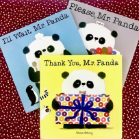 mr panda books