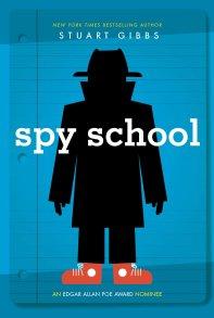 spy school cover