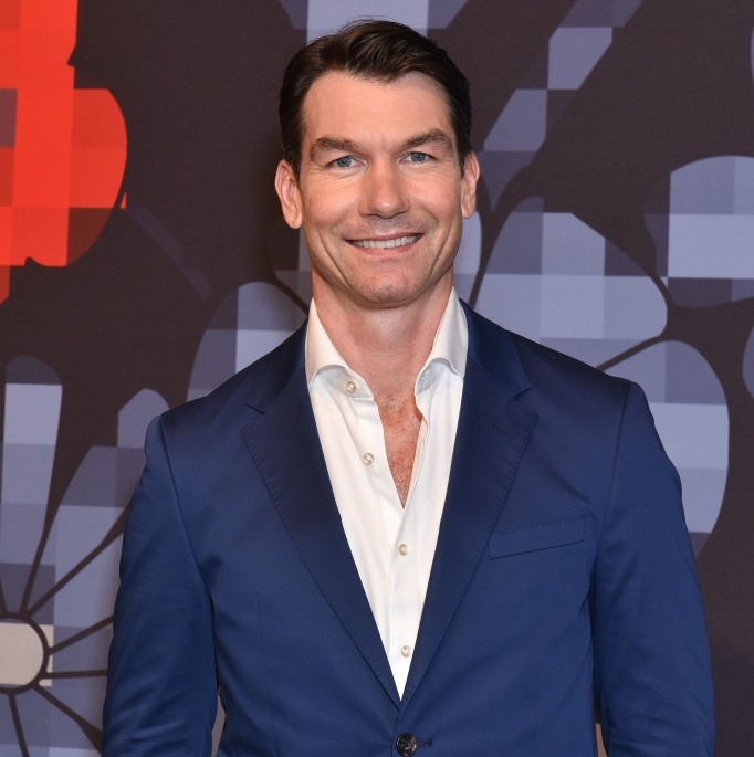 NEW YORK, NY - JULY 13: Jerry O'Connell attends Tommy Hilfiger presentation during New York Fashion Week: Men's S/S 2017 at Skylight 60 Tenth on July 13, 2016 in New York City. (Photo by Jared Siskin/Patrick McMullan via Getty Images)