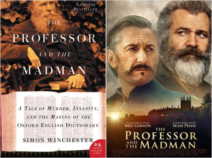 Mel Gibson-Sean Penn 'The Professor and the Madman' get Theatrical