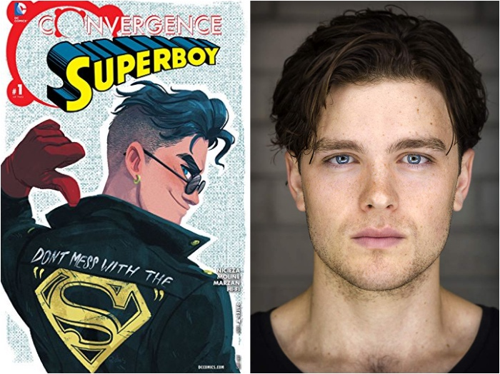 Titans Casts Joshua Orpin As Superboy Books 2 Screen Please like if you're using. titans casts joshua orpin as superboy